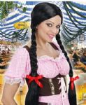 Bavarian Gretel Plait Wig (3 colours)